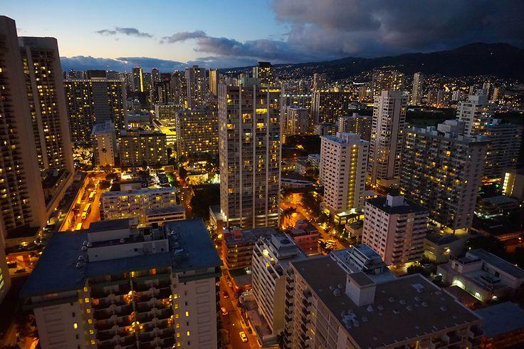 Travel Diary: Honolulu, Hawaii