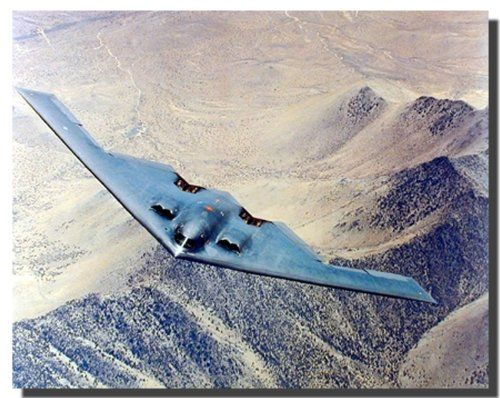 Make your room's ambiance even more interesting by adding this B-2 Bomber jet plane aircraft aviation picture art print poster. It will surely enhance the ambiance of your habitat and surely impress you every time when you enter in your home. Discover the uniqueness of this poster and order today for its durable quality with excellent color accuracy. Enjoy your surroundings!