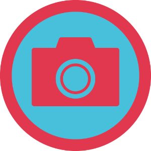 Shutterbug Badge