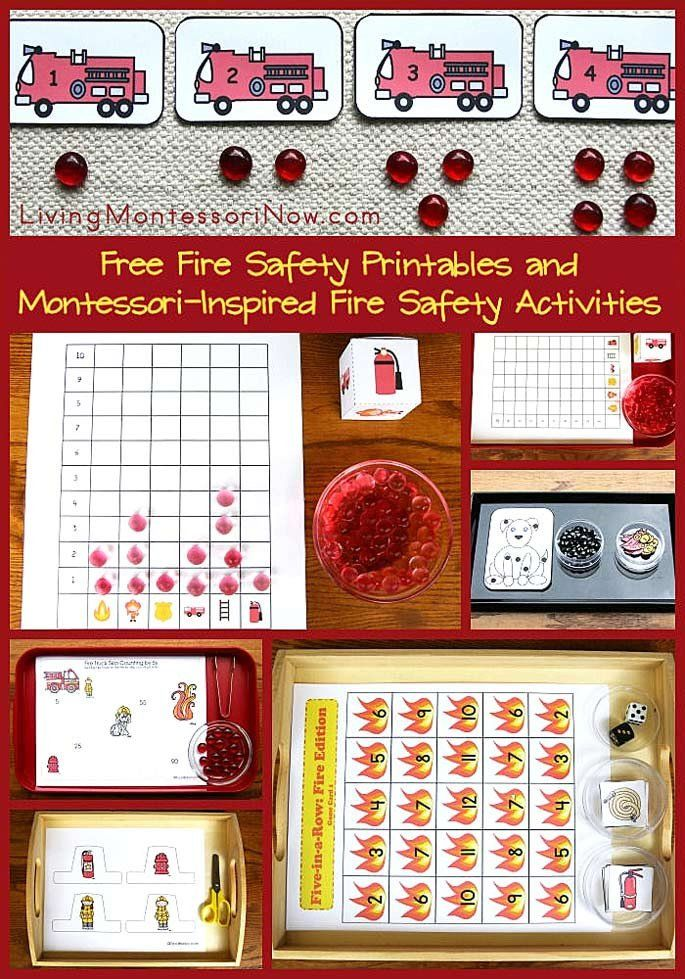 Free Printable Fire Safety Worksheets Free Fire Safety Printables And Montessori In 2020 Fire Safety Worksheets Free Fire Safety Worksheets Kids Worksheets Printables Free printable fire safety worksheets