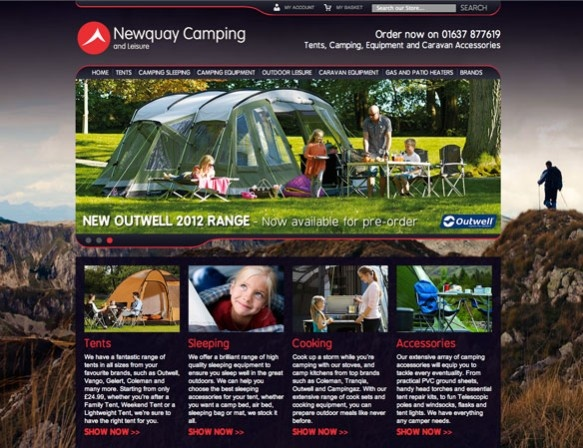 Newquay Camping