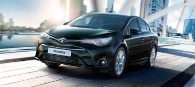 2018 Toyota Avensis Design