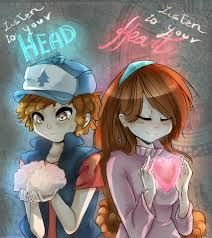 gravity falls anime - Google Search