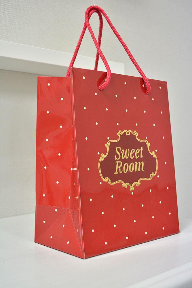 papaer bag Design Print Graphic Fashion