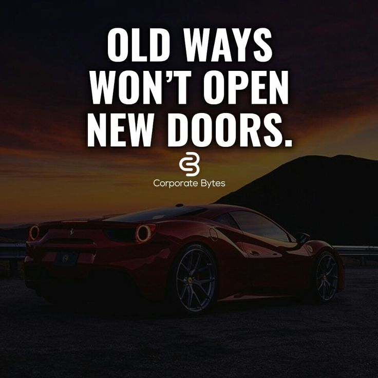 So when a door opens ... walk through it   One door closes and another one opens ... that is life!!! So be it