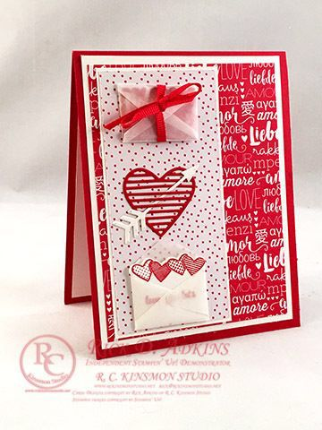 Day Eight of Nine Days of Sale-A-Bration   Sealed with Love, Love Notes framelits