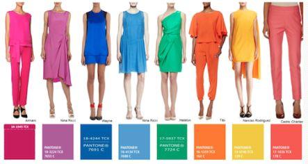 Colorimetría: Conozcamos la estación Primavera - Hablemos de Moda Ya!