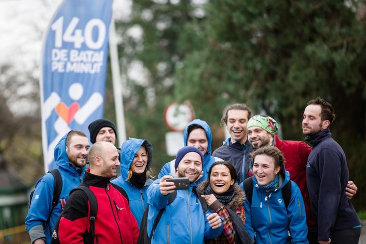 Pace yourself! Zitec Running Squad & friends at the 5 #140bpm runs this year.