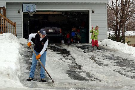 snow removal services spokane