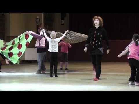 stage danse africaine enfants