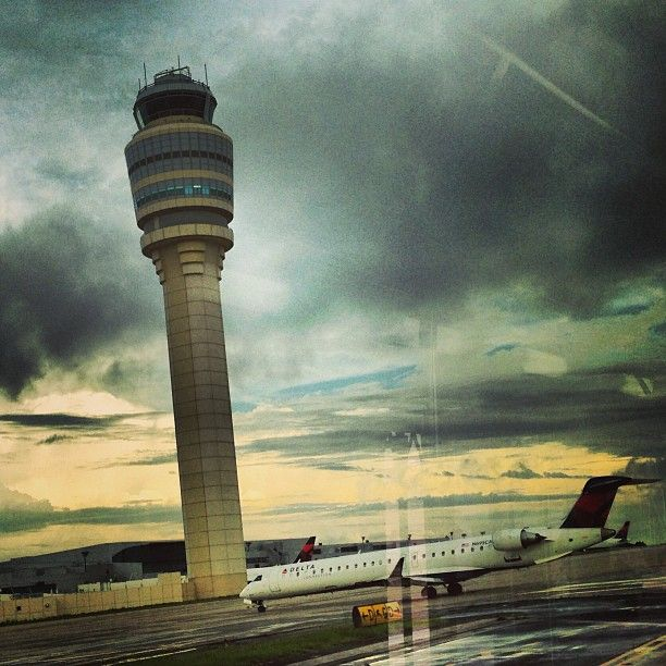 Hartsfield-Jackson Atlanta International Airport (ATL) in Atlanta, GA