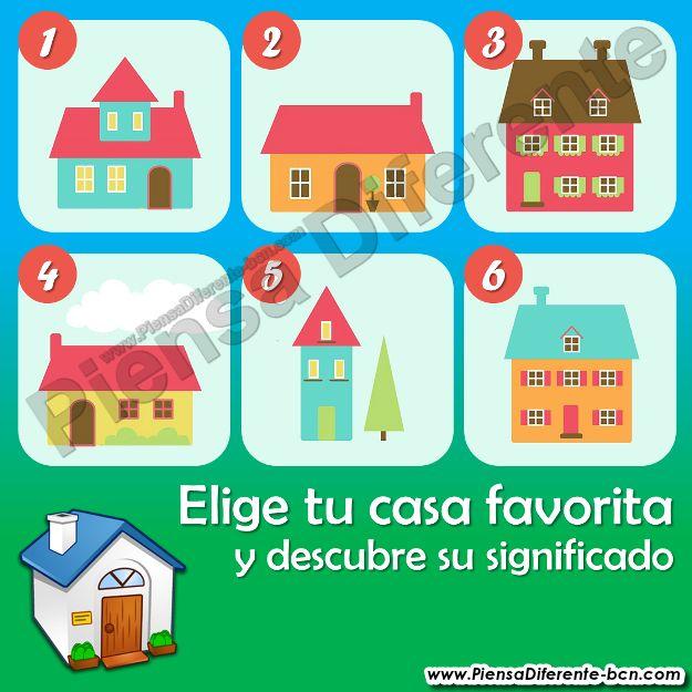 El test de las casas tu tipo de casa favorita y sus for Proyectar tu casa