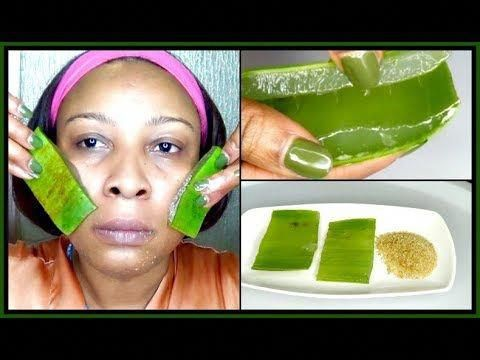 My Aloe Vera Skincare Routine I Use Aloe Vera For Younger Brighter Glowing Skin Khichi Beauty Youtube In 2020 Aloe Vera Skin Care Bright Glowing Skin Skin Care