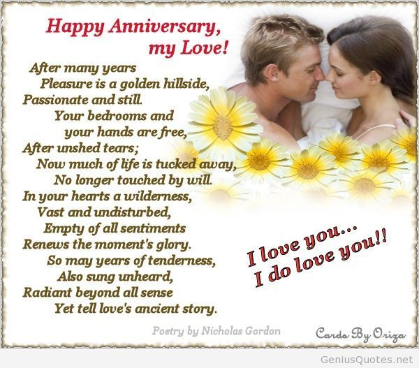 Marriage Anniversary Quotes For Couple: 17 Best Ideas About Anniversary Wishes For Couple On