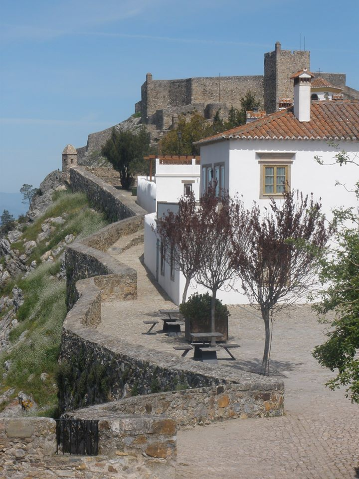 Marvao Castle , by Pedro Silvério Marvao Castle , by Pedro Silvério #SMamedeNP #Marvao #Alentejo #Portugal #travel #hotel #BoutiqueHotelPoejo