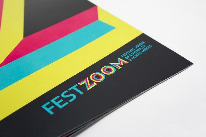 Festzoom Identity and Brochure