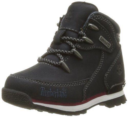 Timberland Euro Hiker Euro Rock Hiker, Bottes courtes garçon: Tweet Bottes Timberland Euro Rock Modèle:Euro Rock Hiker C3072R Chaussures…