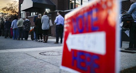 9/5/17 Third Way study warns Democrats: Avoid far-left populism
