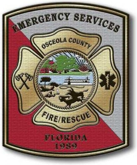 Osceola County Department Of Fire Station 65 Poinciana