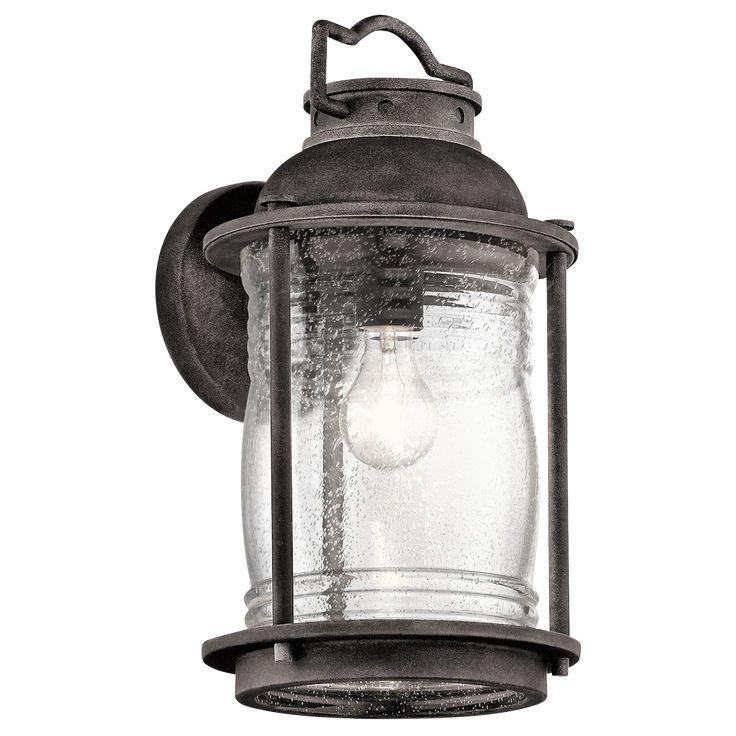 Ashland Bay 1 Light Large Outdoor Lantern - WZC WZC