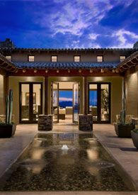 Stylist And Luxury Arizona Home And Garden Show. Luxury Home Design  Modern Spanish Traditional Interior by Ownby Front Exterior design 19 best Scottsdale images on Pinterest