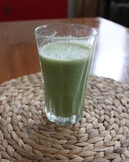 Kid Appeal: Healthy St Patrick's Day Recipe - Green Monster Smoothie
