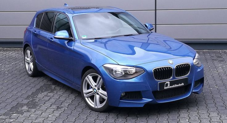 B&B Takes Entry-Level BMW 116i And Turns Into Into A Hot Hatch
