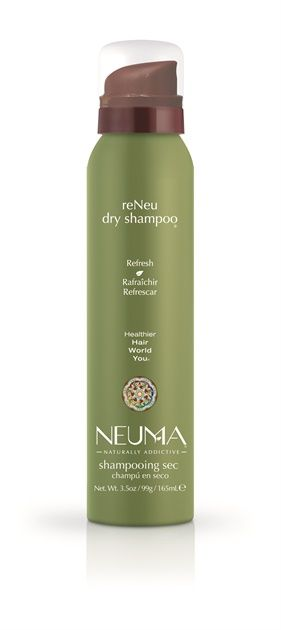 Neuma Haircare Offers Environmentally Safe Dry Shampoo Alternative - News - Modern Salon