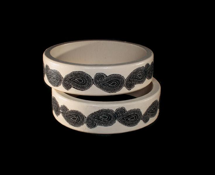 Bracelet, decoupage www.facebook.com/BizuteriaLowyt