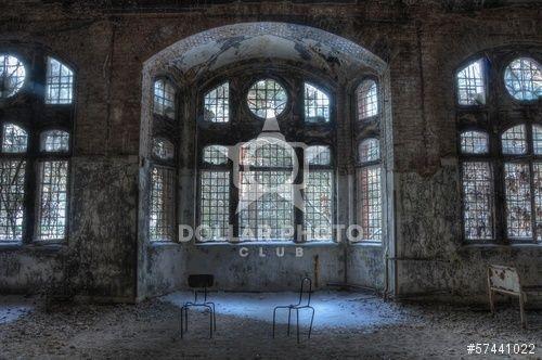 http://www.dollarphotoclub.com/stock-photo/Old abandoned sanatorium in beelitz/57441022 Dollar Photo Club millions of stock images for $1 each