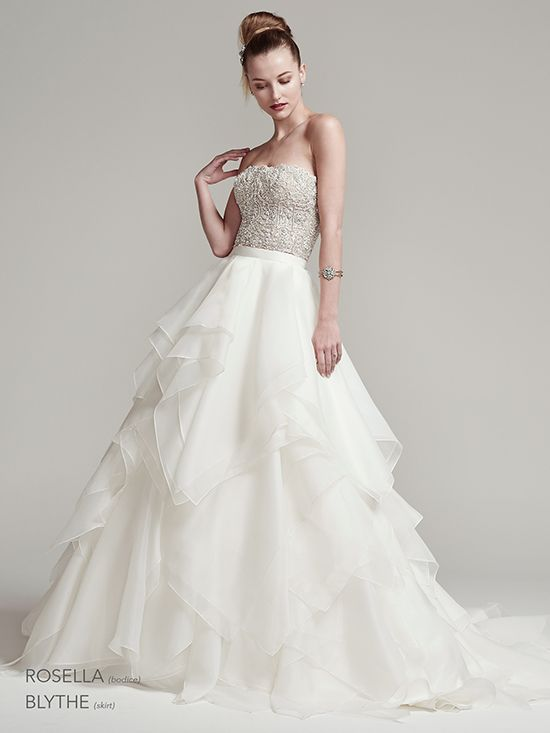 Astra Bridal Sottero Midgley Roa Bodice Gowns With Full Dreamy Skirts Pinterest Wedding Dresses And