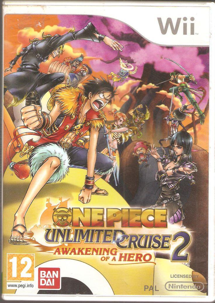 One Piece Unlimited Cruise 2. Awakening of a Hero.