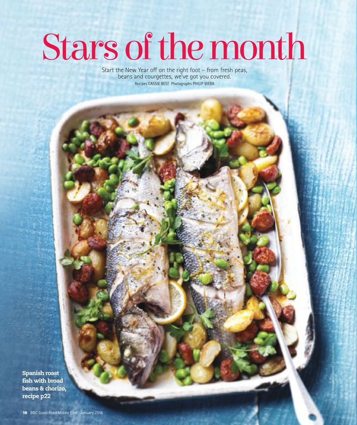 Mejores 107 imgenes de bbc good food middle recipes en pinterest spanish roast fish with broad beans and chorizo forumfinder Choice Image