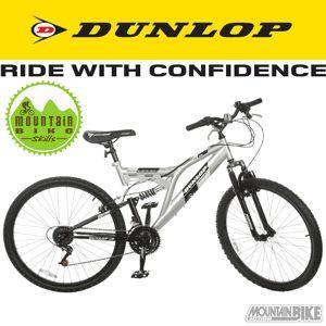 vezi oferta la Bicicleta 9-12 ani Dunlop DS24 Mountain Bike 24  pentru fete si baieti