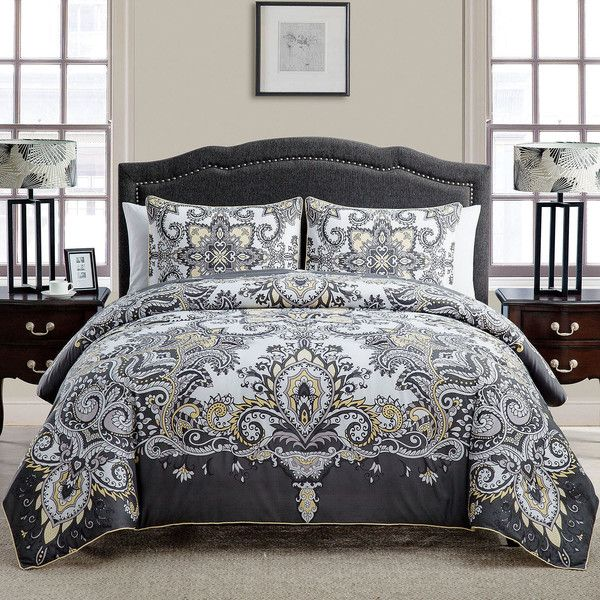 duvet set 55 liked on polyvore featuring