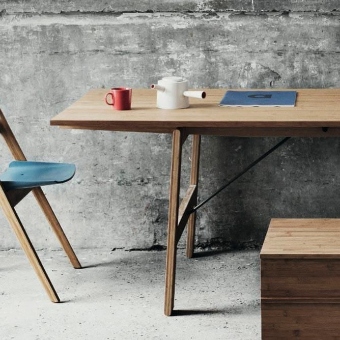 Dining table from KOPERHUIS