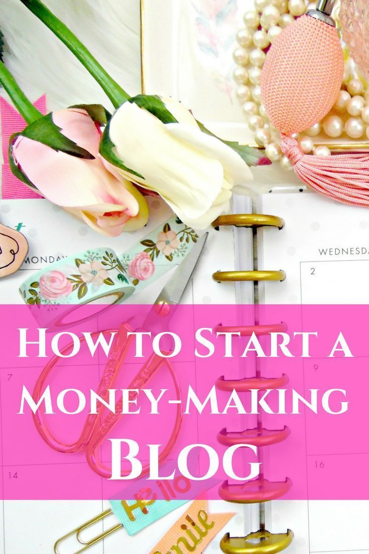 I recently quit my job to blog full-time! Here's how you can start a money-making blog and start living the life of your dreams.