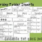 Ive used these for three years and I love them. Other teachers in my building starting using them too. I put them inside Friday Folders.  Finishes...