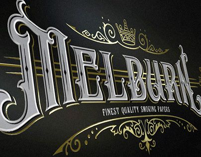 """Check out new work on my @Behance portfolio: """"Melburn Paper logo design"""" http://be.net/gallery/58322859/Melburn-Paper-logo-design"""