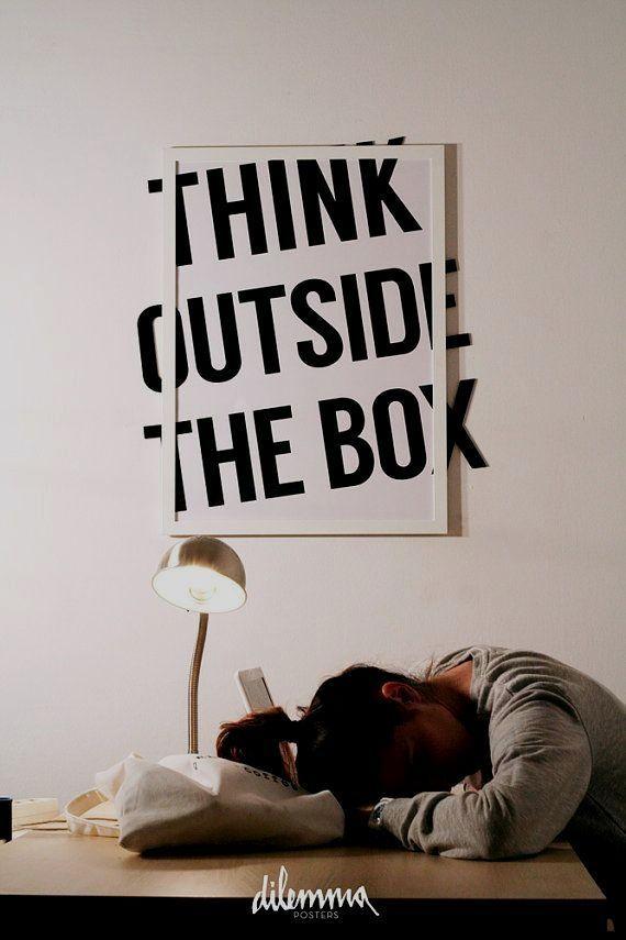 unglaublich Ignorieren Sie die Box, machen Sie die Box nicht zu einer großen Sache
