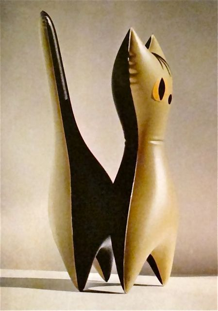 Libuse Niklova (1934-1981) She was Czech toy designer....her work is terrific