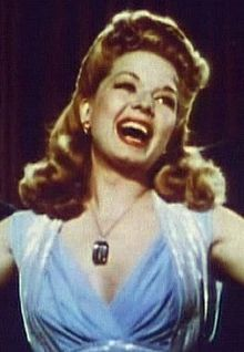 Julia Frances Langford (April 4, 1913 – July 11, 2005) was an American singer and entertainer who was popular during the Golden Age of Radio and also made film appearances over two decades