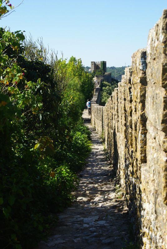 Les remparts d'Óbidos - Portugal