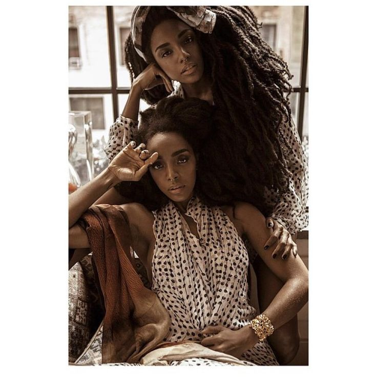 Cipriana Quann and TK Wonder