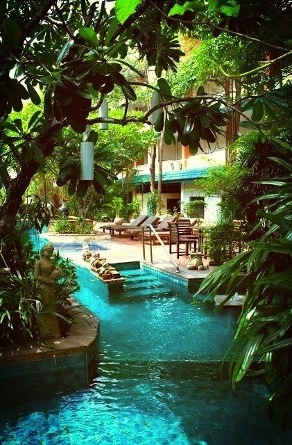 17 Best Images About Lazy River On Pinterest Pool Waterfall Miniature And Beach Houses