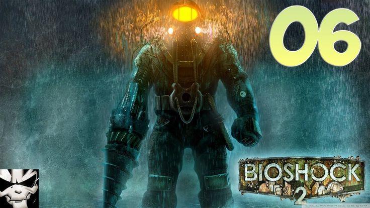 BioShock 2 Прохождение 06: Маленькие сестрички и флешбэки