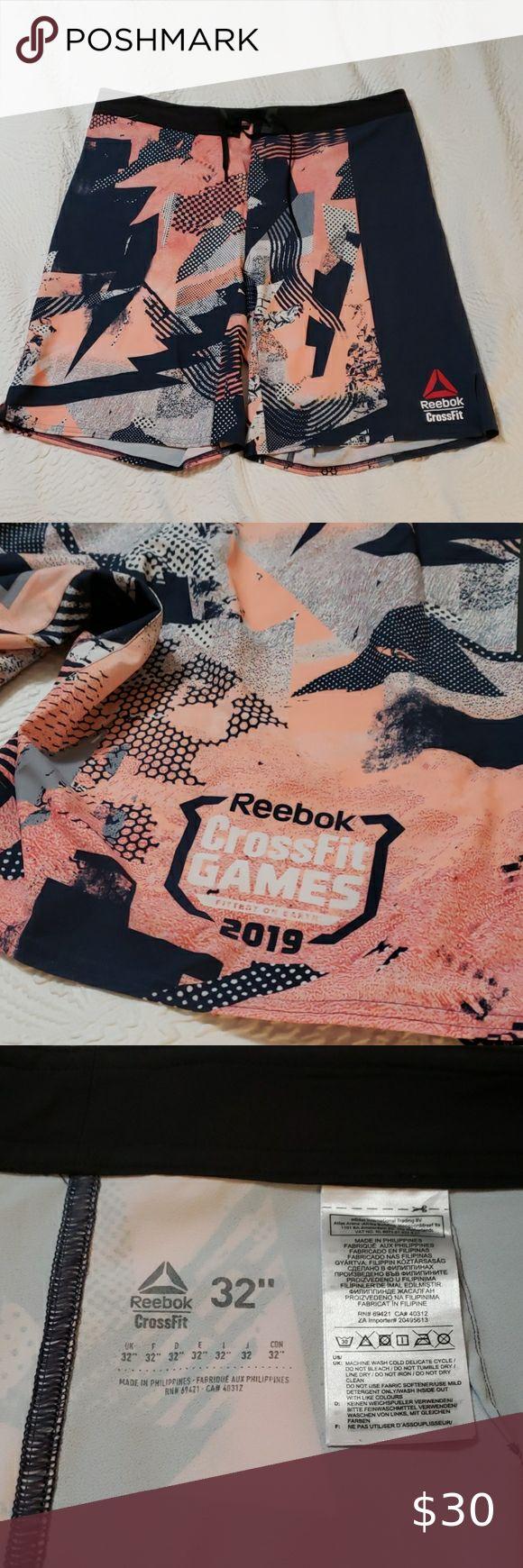 Reebok Crossfit Games shorts in 2020 Reebok crossfit
