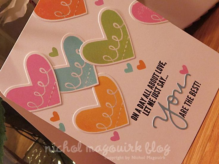Simon Says Stamp Valentines Day Blog Hop And Giveaway
