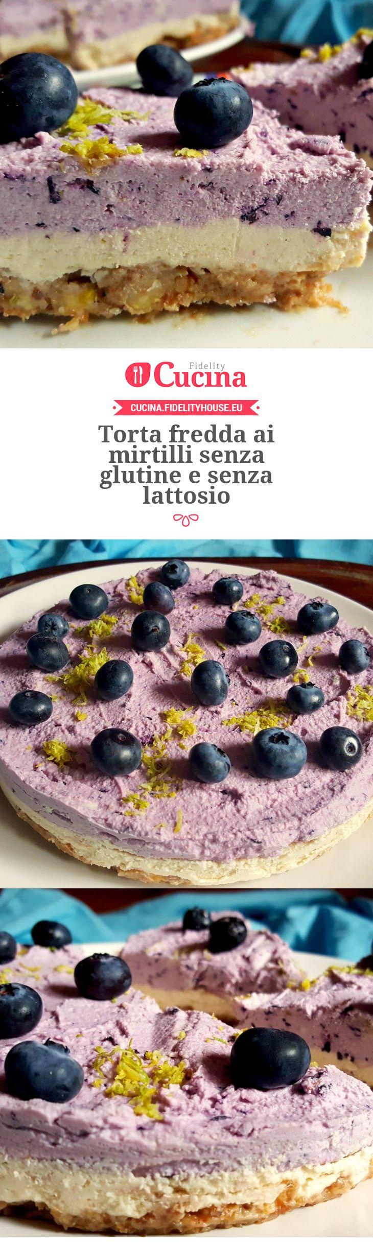 abbastanza Oltre 25 fantastiche idee su Torte senza latticini su Pinterest  ZP48