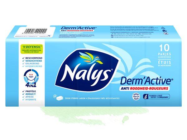 Nalys Derm'active 100% remboursé - 31/12/2016 - BP 06675